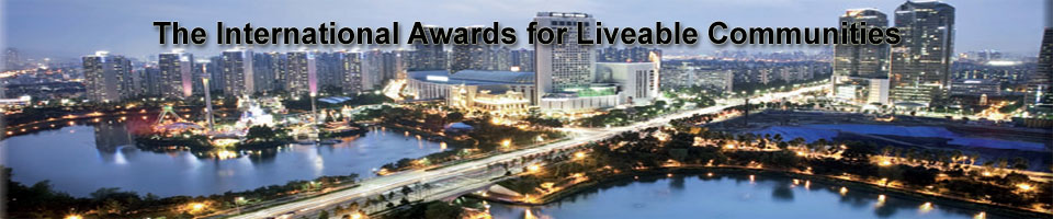 The Liveable Community Awards - Songpa Korea