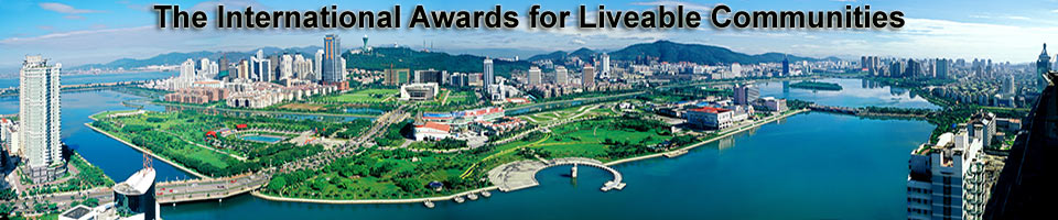 The Liveable Community Awards - Xiamen, China